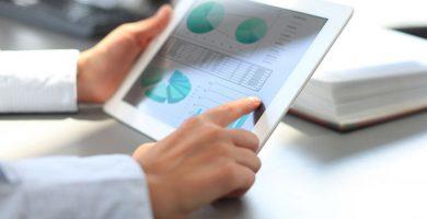 fondos inversion fichas graficos
